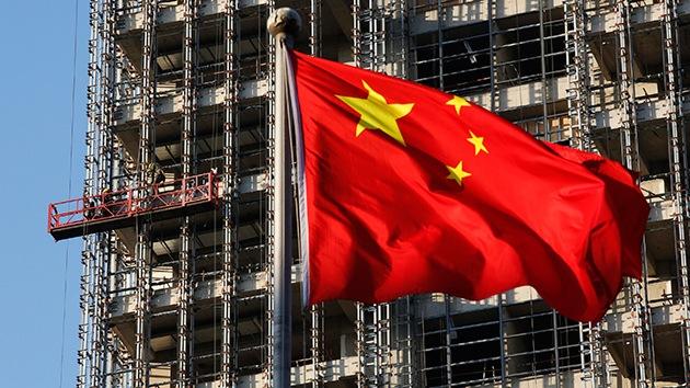 La construcción cobra auge en la economía china.