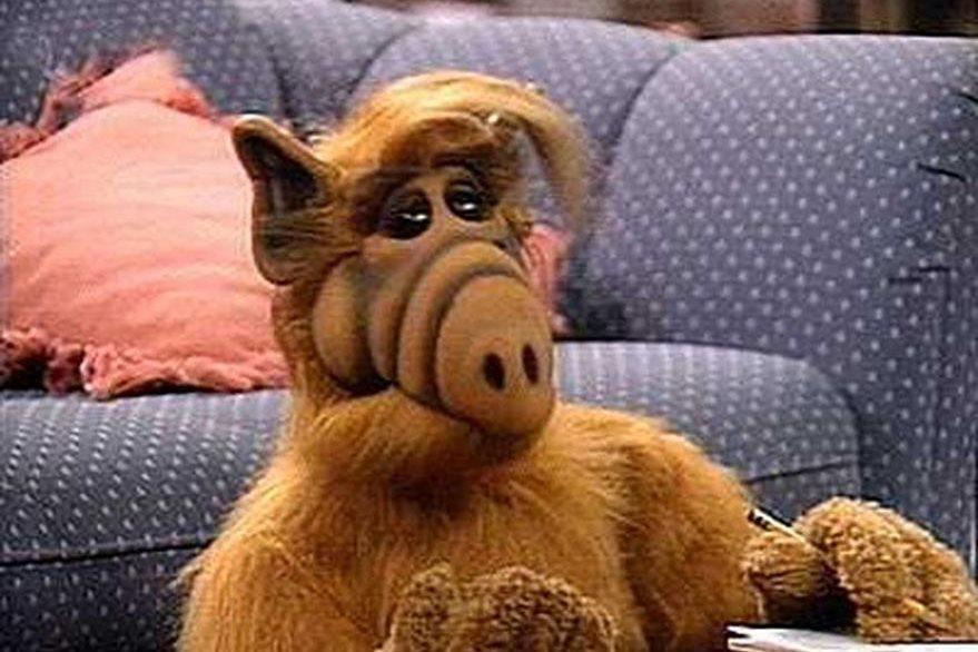 Alf se consagró como una de las series de televisión más populares de las décadas de 1980 y 1990. (Foto Prensa Libre: es.fanpop.com).