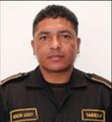 Julio Arnoldo Monzón Godoy policía presuntamente asesinado por mareros.