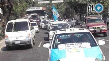 Taxistas piden igualdad