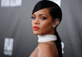 Rihanna, cantante pop originaria de Barbados, fue nombrada en febrero de 2017 la Persona Humanitaria del Año por la Universidad de Harvard. Es una celebridad altruista que se enfoca, sobre todo, en ayudar a niños enfermos. (Foto: Hemeroteca PL).