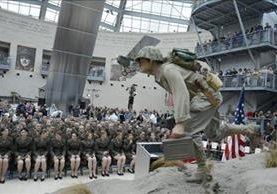 El cuerpo de marines de EE. UU. está en la mira por publicar fotos de integrantes desnudas. (Foto del sitio: que.es)