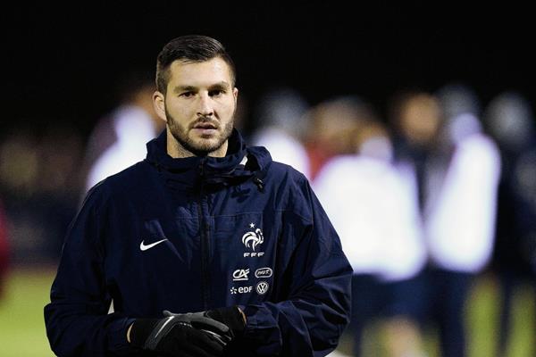 El francés Andre Pierre Gignac sería el nuevo jugador de los Tigres. (Foto Prensa Libre: AFP)