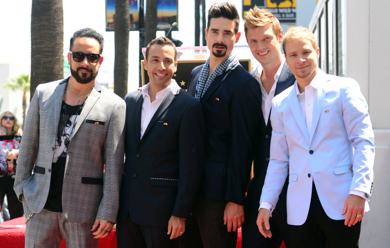 Escucha lo nuevo de Backstreet Boys: