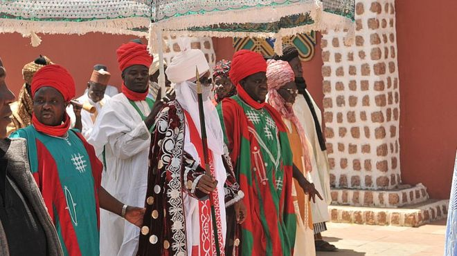 Muhammad Sanusi, el emir de Kano, quiere terminar con la poligamia. GETTY IMAGES