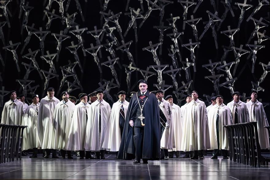 Esta es una de las ópera más populares. (Foto Prensa Libre: Bill Cooper)