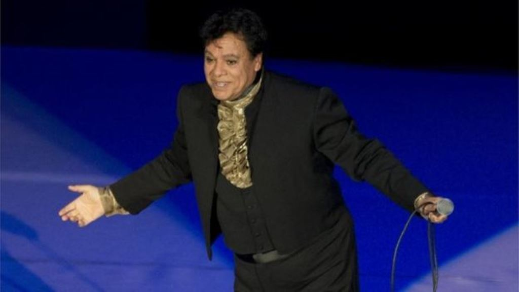 Juan Gabriel fue un ícono de la música en México y América Latina. (AP)