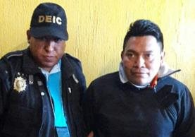Los allanamientos se desarrollan en la comuna y en calles cercanas. (Foto Prensa Libre: Cortesía)
