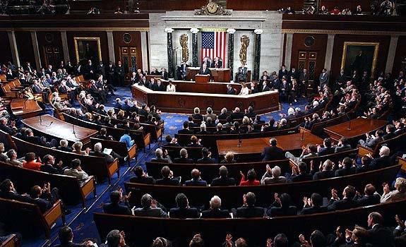 <em>La Cámara de Representantes de EE.UU. aprobó hoy una ley que dejaría sin fondos a las llamadas &ldquo;ciudades santuario&rdquo; , en las que las autoridades locales protegen de la deportación a inmigrantes indocumentados, que está pendiente de su votación en el Senado y que la Casa Blanca amenazó con vetar. (Foto Prensa Libre: Internet).</em>