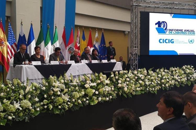Cicig pide a Estado guatemalteco acciones contra corrupción