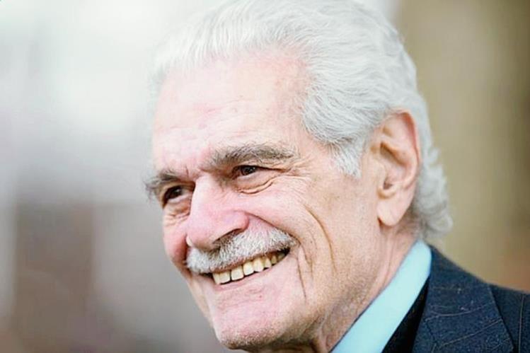 El legendario actor falleció de un paro cardíaco en El Cairo, a los 83 años.