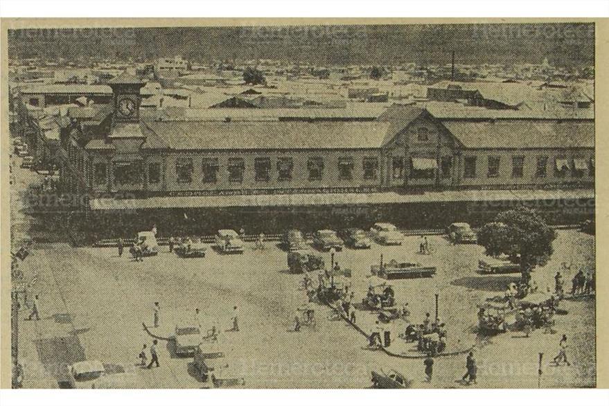 Una parte de la Estación del Ferrocarril sería demolida para dar paso a la ampliación de la 18 calle. (Foto: Hemeroteca PL).