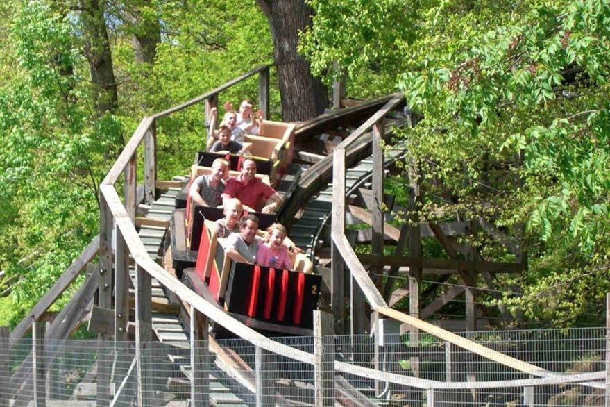 La atracción permite que el ingreso de niños toda vez vayan con un adulto. (Foto: mysorefigtree.com).