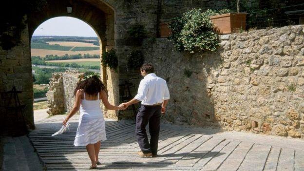 El italiano es un lenguaje apasionado creado para encantar, enamorar y engañar. (Getty Images)