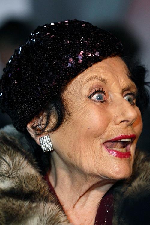 Gayson nació en Surrey, Reino Unido, el 17 de marzo de 1928. (Foto Prensa Libre: AFP).