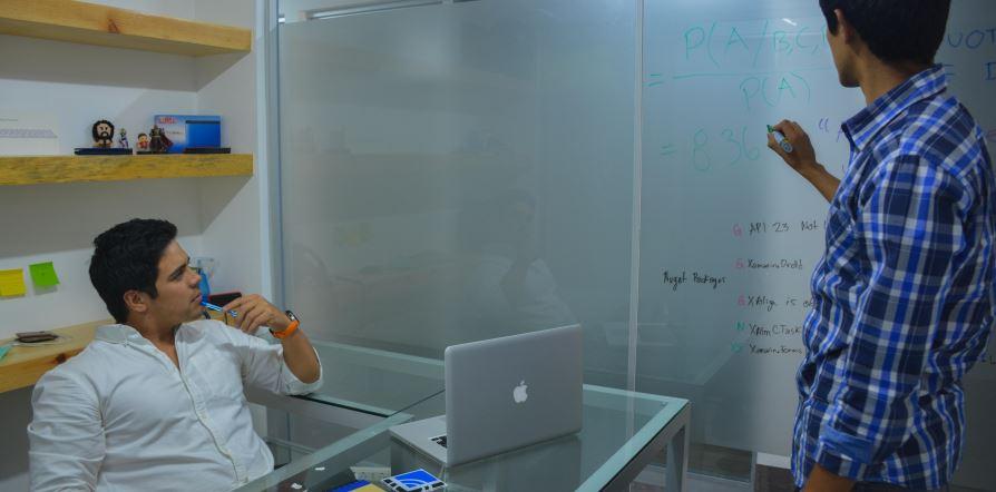 Nuevos ambientes de este tipo surgen, de la mano con el emprendimiento. (Foto: Diego Álvarez).