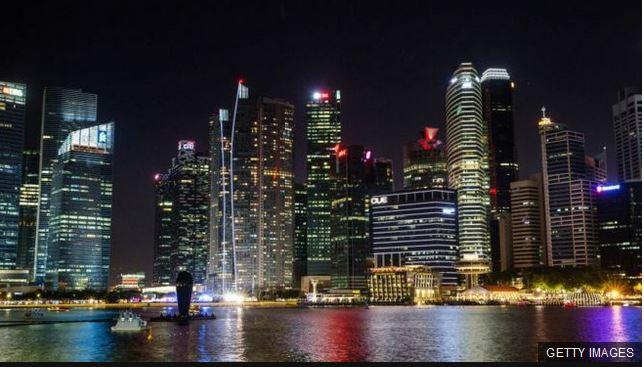 Singapur está en el centro de la polémica sobre cuál es verdaderamente la ciudad más cara del mundo. (Foto Prensa Libre: BBC Mundo)