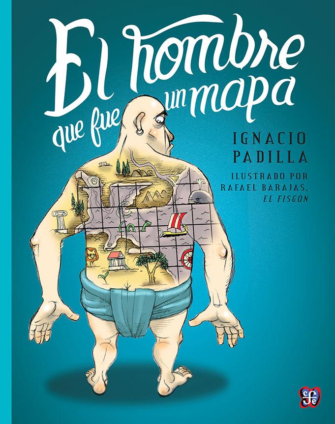 Portada del libro: El hombre que fue un mapa. (Foto Prensa Libre: Hemeroteca PL)