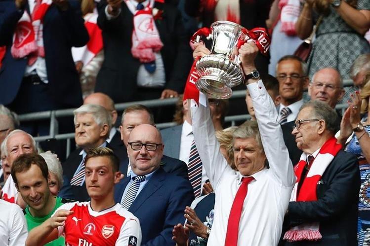Wenger renueva su contrato con el Arsenal por dos temporadas, según BBC