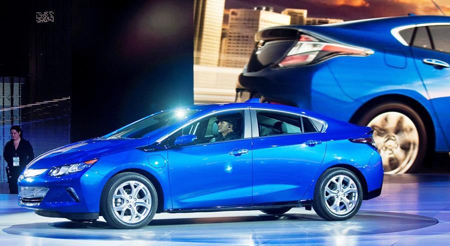 Chevrolet ha llevado todos sus modelos a las ferias de automóviles. (Hemeroteca PL)
