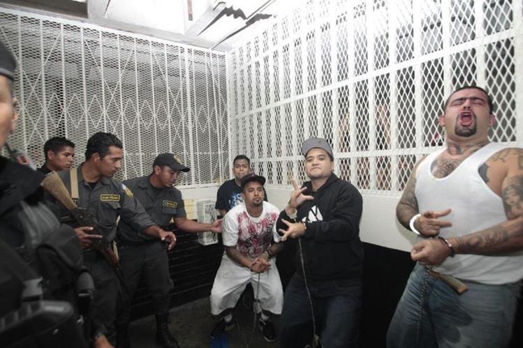 La migración de grupos delincuenciales hacia la provicia se ha incrementado recientemente. (Foto Prensa Libre: Hemeroteca PL)