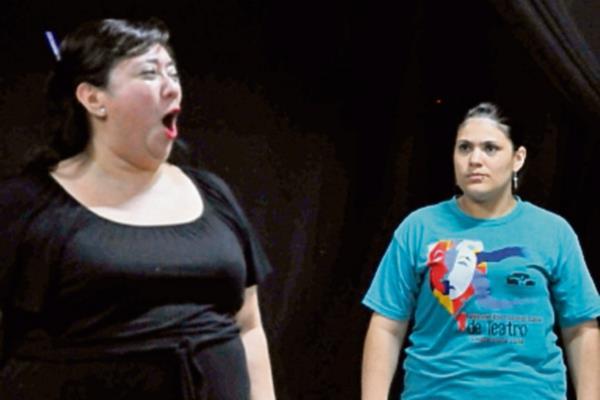 Aquelarre Teatro monta drama.
