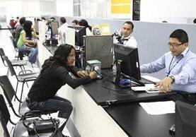 Un único registro de identidad regirá para las personas a partir del enero del 2017. El número es la base del DPI. (Foto Prensa Libre: Hemeroteca PL)