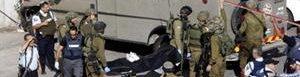 Matan a palestina.