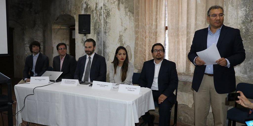 Implementarán plan de ordenamiento territorial para Antigua Guatemala y alrededores