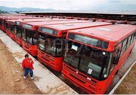 El sistema prepago se ampliará, para eliminar el uso de efectivo. (Foto Prensa Libre: Hemeroteca PL)