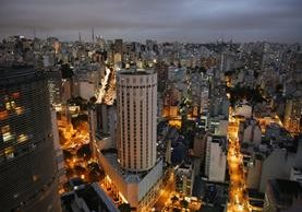 <em>Región metropolitana de Sao Paulo, blanco incidentes violentos.</em>