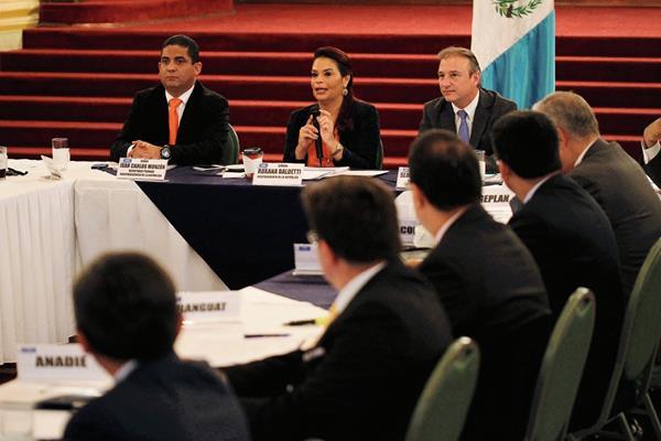 Juan Carlos Monzón, ex secretario privado de la Vicepresidencia, tiene orden internacional de captura. (Foto Prensa Libre: Hemeroteca PL).