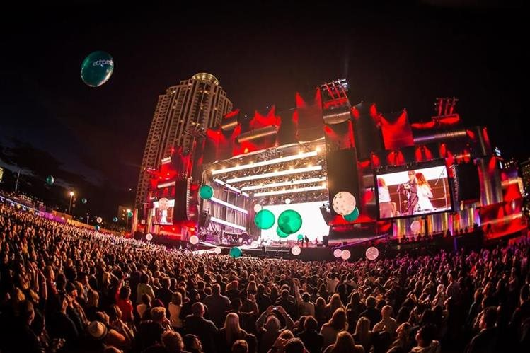 Rock in Río será un punto de encuentro para distintos artistas de calidad mundial. (Foto Prensa Libre: Rock in Río)