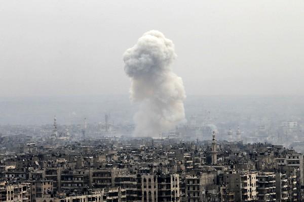Los bombardeos se reanudaron en Alepo. (AFP).