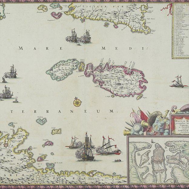 Navegantes, comerciantes y piratas se comunicaban con la lengua franca que le dio el nombre a las demás. THINKSTOCK