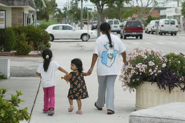 los niños que nazcan en Texas y su madre esté indocumentada, podrán tener su acta de nacimiento como ciudadanos estadounidenses. (Foto Prensa Libre: Hemeroteca PL)