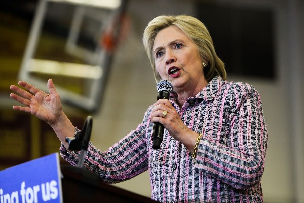 Hillary Clinton aplasta a Bernie Sanders en primarias demócratas de Puerto Rico.(AFP).