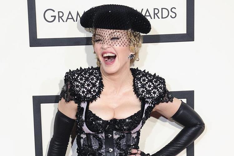 Madonna se muestra estricta con sus bailarines que llegan tarde a los ensayos. (Foto Prensa Libre: Hemeroteca PL)