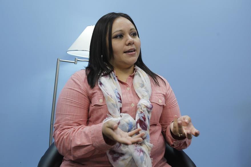 La psicóloga Mónica Godínez explica que los celos pueden deteriorar el vínculo afectivo. (Foto Prensa Libre: Óscar Rivas)