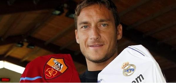 Francesco Totti ha jugado toda su carrera con el AS Roma de la liga italiana. (Foto Prensa Libre: Internet)