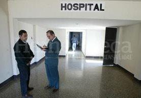Vista del Hospital para reos instalado en la Granja Penal de Pavón en 2005. (Foto: Hemeroteca PL)