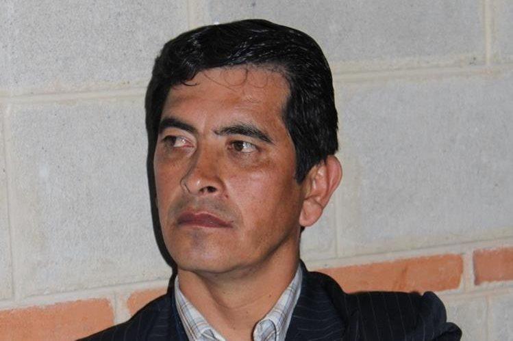 Víctor Hugo Cifuentes, alcalde de San Pedro Carchá, Alta Verapaz. (Foto Prensa Libre: Ángel Tax)