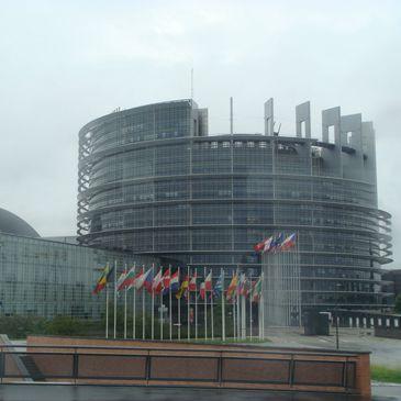 Sede del Consejo Europeo, en Bruselas, Bélgica. (Foto Prensa Libre: internet)