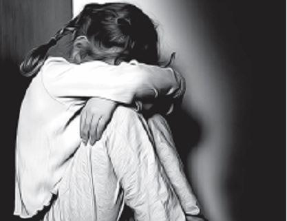 Menores de edad son las más vulnerables a agresiones sexuales, incluso dentro de su hogar (Foto Prensa Libre: Hemeroteca PL).