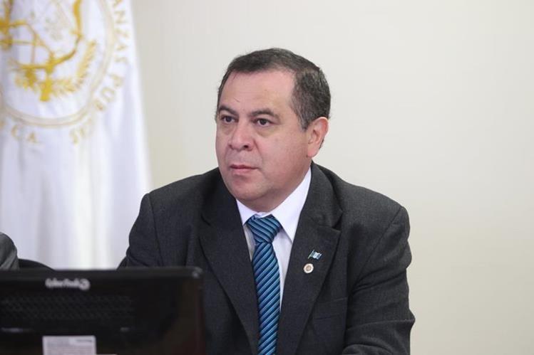 Luis Velásquez Quiroa asumirá presidencia del CHN. (Foto Prensa Libre: Hemeroteca PL)