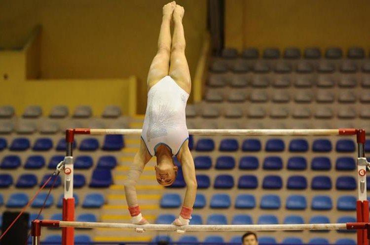 La gimnasta nacional competirá por primera vez en la categoría de adultos, durante el Festival Deportivo.