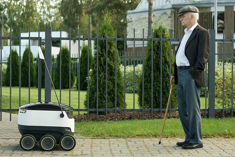 Estos robots empezarán a probarse en EE. UU. y el Reino Unido en 2016. (Foto Prensa Libre: Hemeroteca PL).