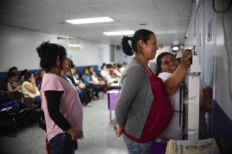La atención de la primera infancia debe ser prioridad para el Estado. (Foto Prensa Libre: Hemeroteca PL)