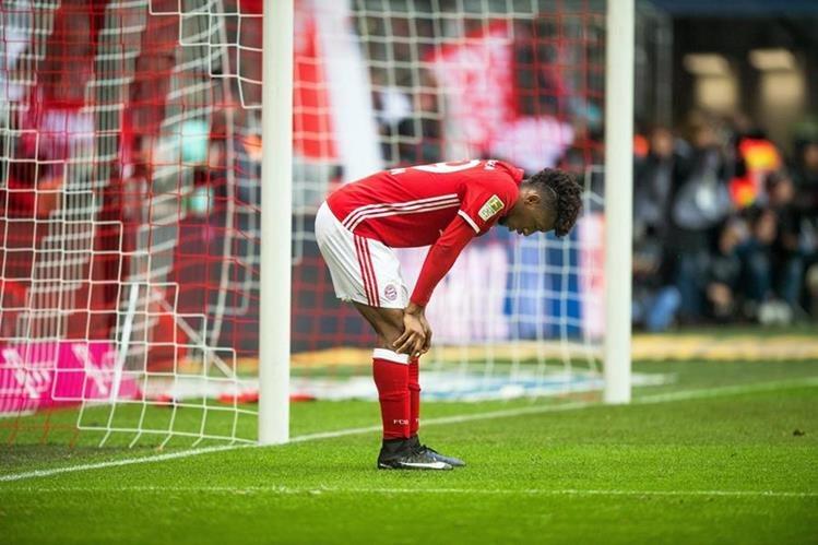 El Bayern Múnich sigue de capa caida