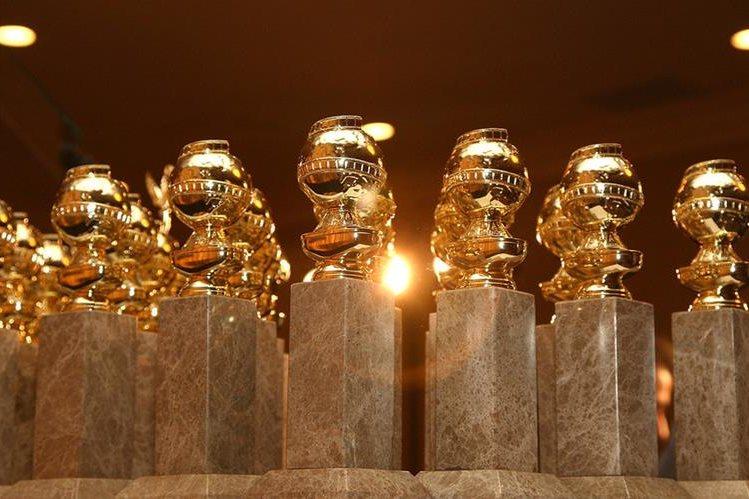 La 74 edición de los Globos de Oro se transmitirá el 8 de enero, desde la ciudad de Los Ángeles.